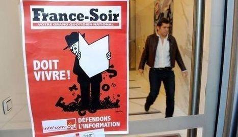 France-Soir, c'est fini   Actualité des médias   Scoop.it