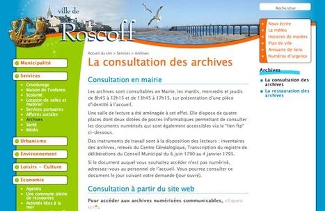 GénéInfos: Vous aimez les archives de Roscoff ? Téléchargez-les ! | GenealoNet | Scoop.it