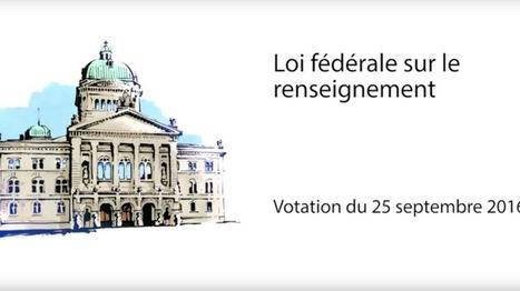 Votations du 25 septembre: les journalistes s'alarment d'une loi qui met en danger la protection des sources | La Lorgnette | Scoop.it