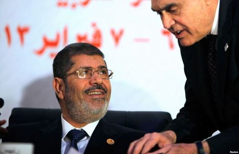 Egypt's Morsi Drops Complaints Against Journalists | Égypt-actus | Scoop.it