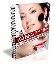 100 Beauty Tips | beauty tips | Scoop.it