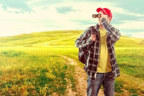 When You're Busy Looking for Happiness in the Future | Radical Compassion | Scoop.it