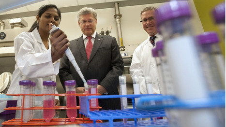 Federal government reducing science and tech spending - CBC.ca   Technology   Scoop.it