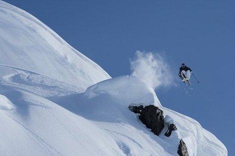 Vidéo : Il sort indemne d'une avalanche grâce à son ABS Airbag | Pyrénées | Scoop.it