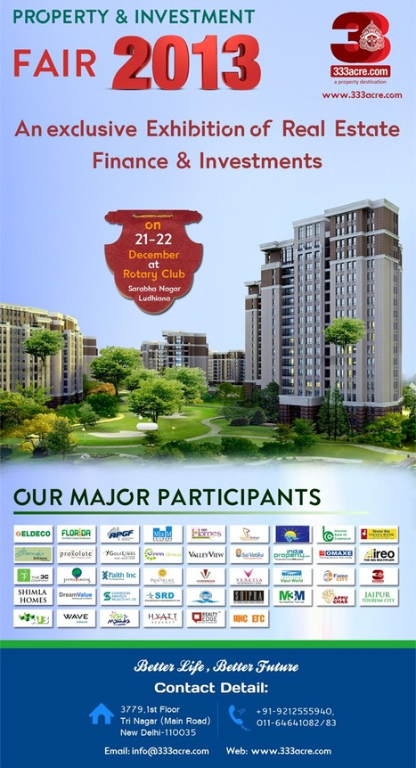 """""""PROPERTY & INVESTMENT FAIR 2013"""" 