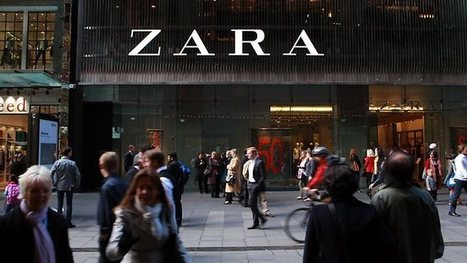 Zara hit by slave labour allegations | soc move | Scoop.it