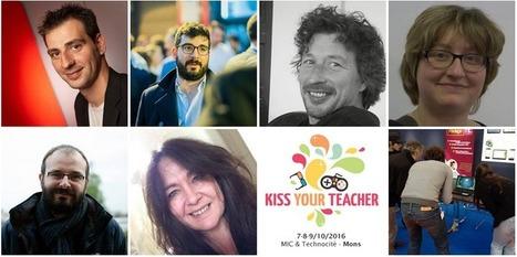 Vivez une expérience enrichissante en révolutionnant la pédagogie, le temps d'un week-end   E-learning francophone   Scoop.it