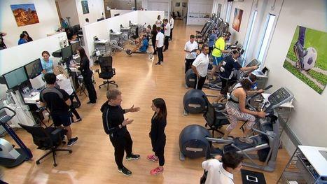 Inside Apple's Top Secret Apple Watch Fitness Lab | Indoor Rowing | Scoop.it