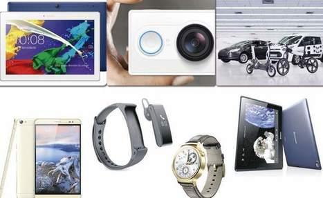 Los dispositivos que son tendencia en la tecnología - Diez.hn | Web 2.0 & Carina Ruiz Diaz | Scoop.it