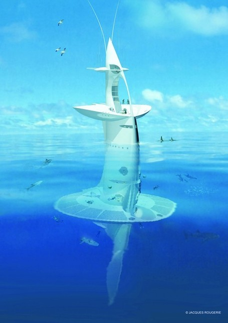 Futuristic SeaOrbiter vessel set for October construction | Science Fiction Future | Scoop.it
