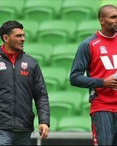 Aloisi expects Engelaar to be the Heart beat | A-League Gazette | Scoop.it