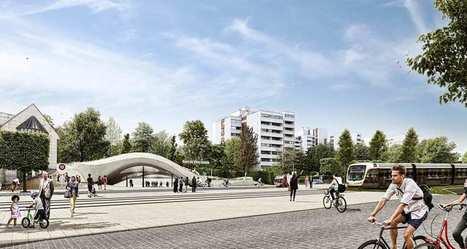 Feu vert pour la première gare du Grand Paris Express   D'Dline 2020, vecteur du bâtiment durable   Scoop.it