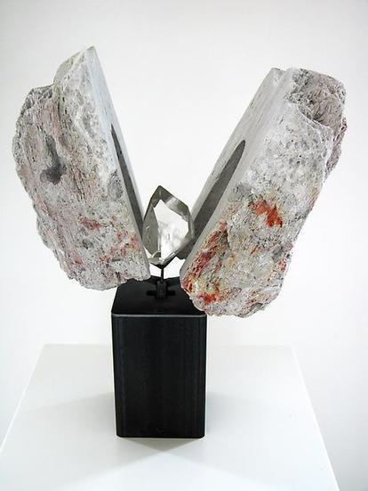 Rebecca Horn: Magic Rock | Art Installations, Sculpture, Contemporary Art | Scoop.it