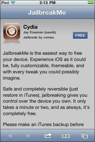 JailbreakMe Lulz - F-Secure Weblog : News from the Lab | Apple, Mac, MacOS, iOS4, iPad, iPhone and (in)security... | Scoop.it