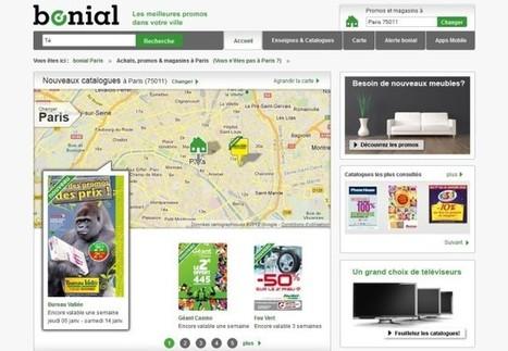 Quelle stratégie digitale pour faire revenir les Français en magasins ? | Webmarketing | Scoop.it