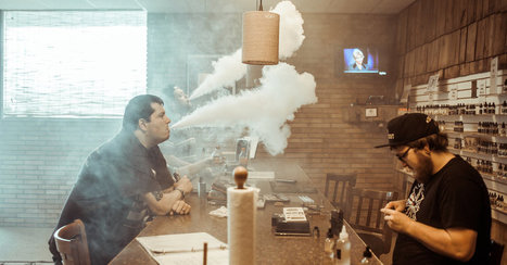 A Lobbyist Wrote the Bill. Will the Tobacco Industry Win Its E-Cigarette Fight? - The New York Times   Backstabber Watch   Scoop.it