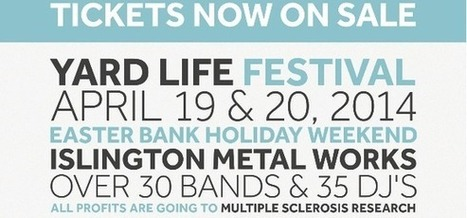 Yard Life Festival | MS Research Charity Fundraising | Scoop.it