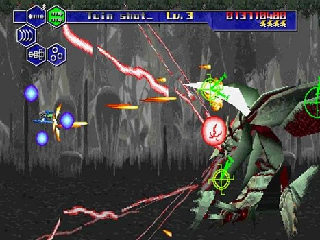 play thunder force 4 online