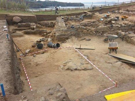 Los arqueólogos hallan un filón romano en A Lanzada | Arqueología romana en Hispania | Scoop.it