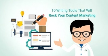 10 Writing Tools That Will Rock Your Content Marketing | The Marketing Technology Alert | Scoop.it