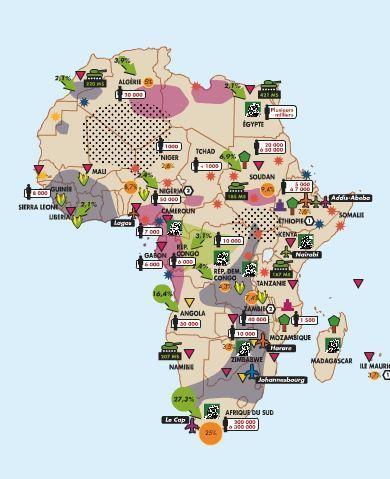 La Chine, à l'assaut des matières premières et de l'Afrique ?   Afrique et Intelligence économique  (competitive intelligence)   Scoop.it