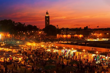 The Forecast in Morocco: Smells Like Revolution | Sustain Our Earth | Scoop.it