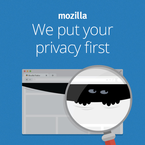 Get smart on privacy — Mozilla | The Cloud Is Huge | identity | Scoop.it