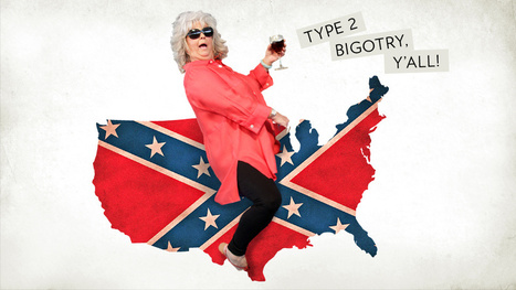 A Complete Guide to All the Kinds of Racist Southerners | AntiRacism & Privilege | Scoop.it