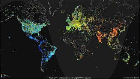 What the Internet Looks Like | Masada Geography | Scoop.it