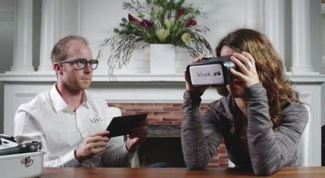 [E-santé] Blink, un examen de la vue en un clin d'oeil | Ophtalmologie | Scoop.it