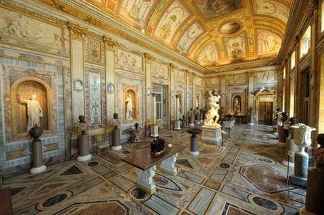Galleria Borghese #Rome 17th-century villa, Italian #baroque   Baroque   Scoop.it