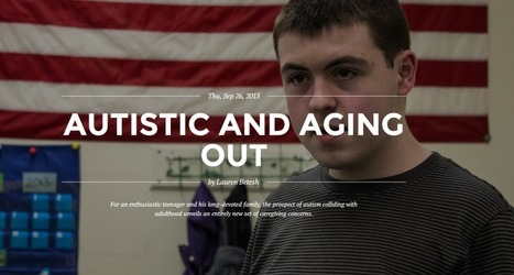"""""""Autistic and Aging Out"""" – What Happens When Children with Autism Grow Up? 