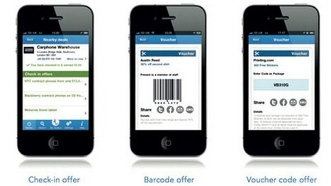 Six examples of mobile marketing excellence | @samjohnson77 - Marketing | Scoop.it
