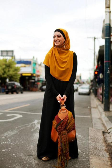 Koleksi model baju hijab untuk ke kantor   Trend Model Terbaru   news new news   Scoop.it