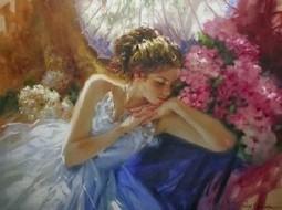 Gương mặt phụ nữ nhìn nghiêng trong tranh họa sĩ Mỹ | Thu mua phế liệu giá cao - 0934 00 5859 | Scoop.it
