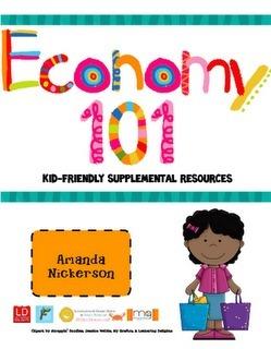 Economy 101: Kid-Friendly Supplemental Resources | Teaching Economics | Scoop.it
