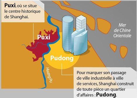 SHANGHAI : CAPITALE DU XXIe SIÈCLE ? - Info-cartographie | Enseigner l'Histoire-Géographie | Scoop.it
