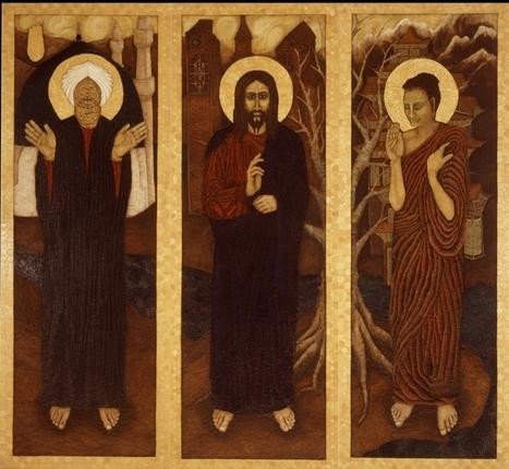 La vie de Bouddha, Jésus et Mahomet | Histoire du Monde | Scoop.it