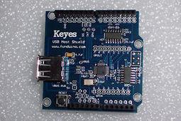 USB 2 0 Host Shield DIY Module for Arduino Uno 328 Diecimila Mega 2560 1280   eBay   Arduino Focus   Scoop.it