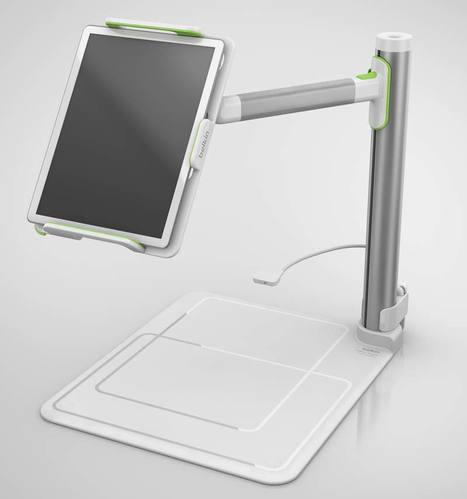 Belkin Tablet Stage: iPad stand, document camera and more | iPads and Tablets in Education | Scoop.it