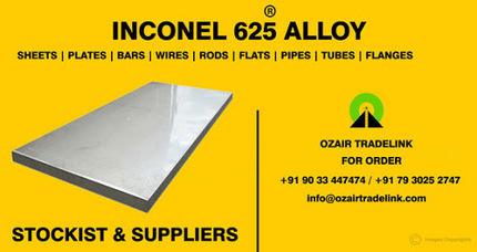 Inconel 625 Alloys These alloys might be used in any environment...<br/><br/>&hellip; | Gaurav Steel | Scoop.it