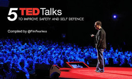 5 TED talks to improve your safety and self-defence skills | Krav Maga | Scoop.it