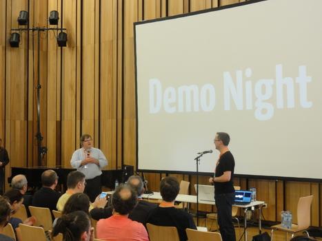 DemoNight : promouvoir la scène startup strasbourgeoise   La Plage Digitale, the place to be - Coworking   Scoop.it
