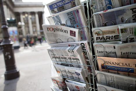 Des aides à la presse élargies, ciblées et bientôt conditionnelles | Actu des médias | Scoop.it