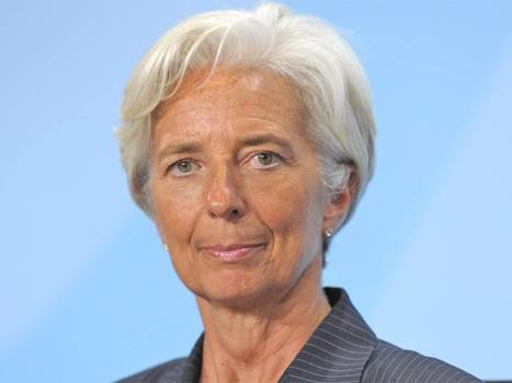 Anger over Christine Lagarde's tax-free salary   Gold and What Moves it.   Scoop.it