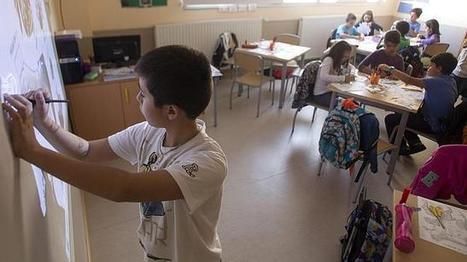 Educar sin libros: otra forma de aprender en el aula es posible | Agentes de cambio | Scoop.it