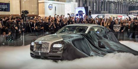 EN IMAGES - Le salon de l'auto de Genève 2013 - BFMTV.COM   Auto , mécaniques et sport automobiles   Scoop.it