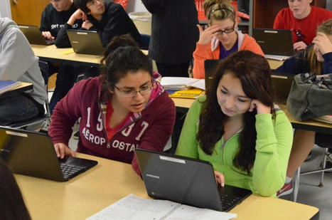 Google Chromebooks: The most popular classroom computing device | Educational technology , Erate, Broadband and Connectivity | Scoop.it