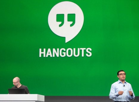 Google Hangouts Receives Screen Sharing Functionality | Working With Social Media Tools & Mobile | Scoop.it
