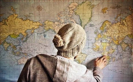 Traveling Teaches Students in a Way Schools Can't | Geography for All! | Scoop.it